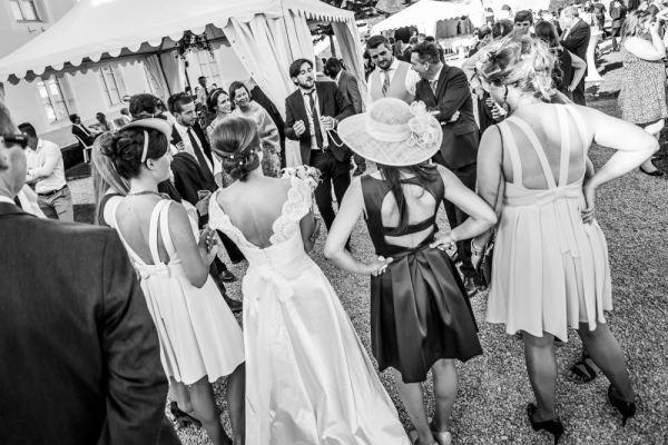 Vin d'honneur – Mariage