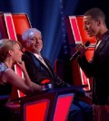 The Voice - Femi Santiago - Kylie Minogue - Tom Jones