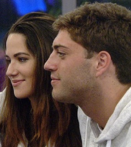 Big Brother - Kimberley and Steven