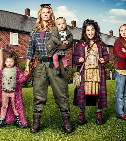 Find the Latest TV Reviews 2015 - Raised By Wolves; Things We Wont Say About Race That Are True; TOWIE