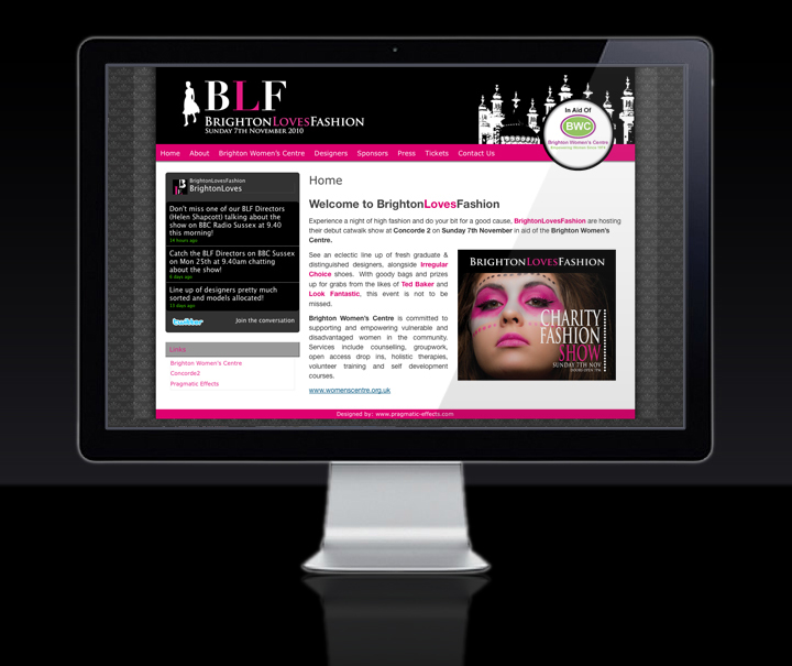 BLF-Website