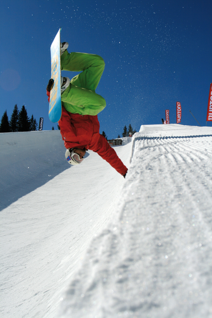 Andy Webb – Avoriaz, France