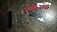 Hinderer Rescue Knife by Gerber Gear