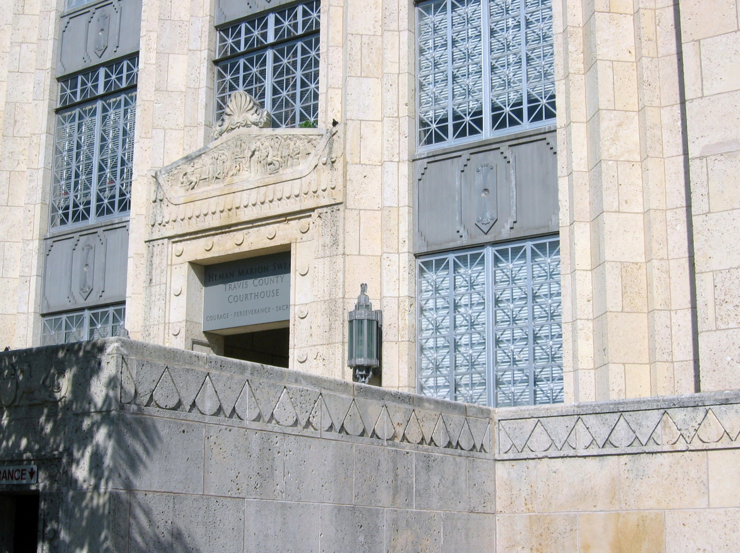 Fullsize Of Travis County Courthouse