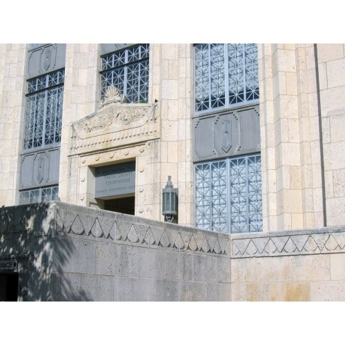 Medium Crop Of Travis County Courthouse