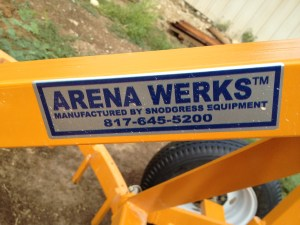 arena werks, sand, groomer, dirt, buggy, arena works, grooming, harrow, training, footing, horses , cutting, reining, cutter, depth, round pen,