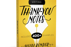 A Modern Guide to Writing Thank-You Notes Cover
