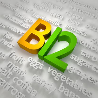 Витамин Б12 нужно пить всем!