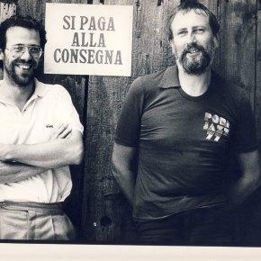 Tony Rusconi e Paul Rutherford, 1979. Ru&Ru in Pisa