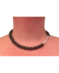 Classic Lava Necklace