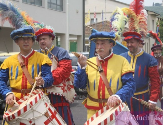 Calcio Storico Parade