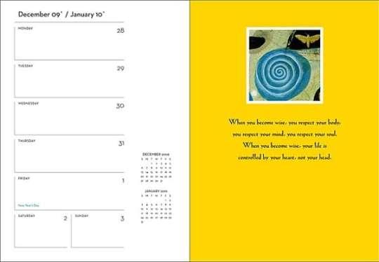 4 Agreements Calendar