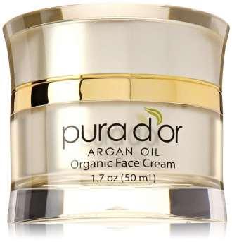 PURA D'OR Argan Oil Cream