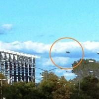 Daytime UFO Sighting Over Staten Island, New York