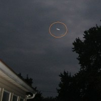 UFO Sighting Over Levittown, Pennsylvania