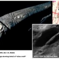 Alien Craft Found On The Moon