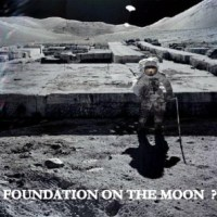 Foundation On The Moon