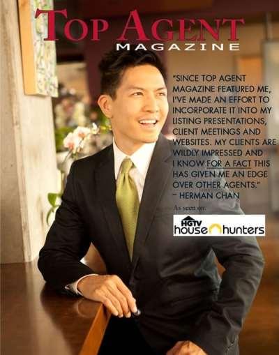 Top Agent Magazine - The Premiere Real Estate Magazine