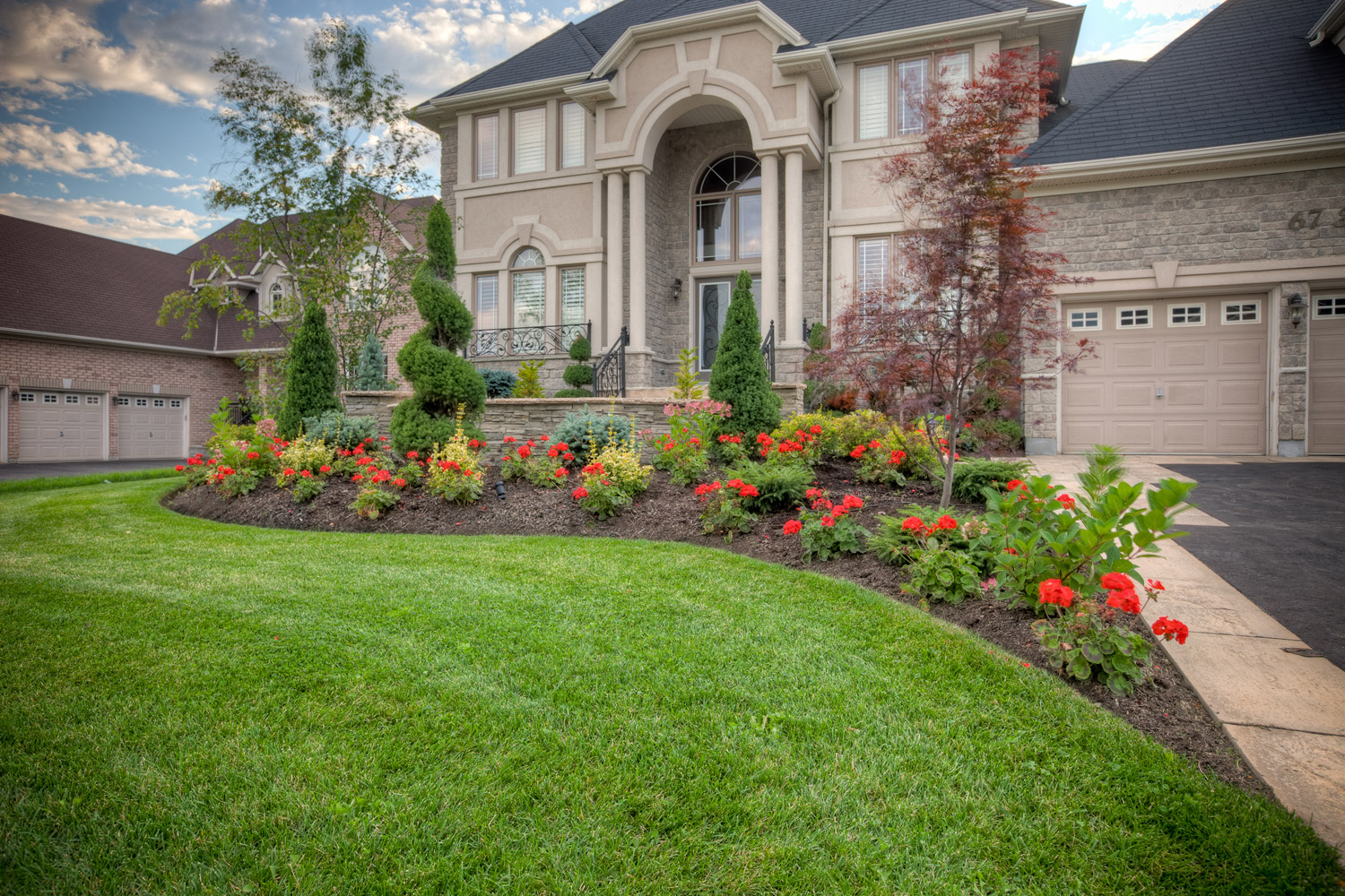 Fullsize Of Home Front Yard Landscaping
