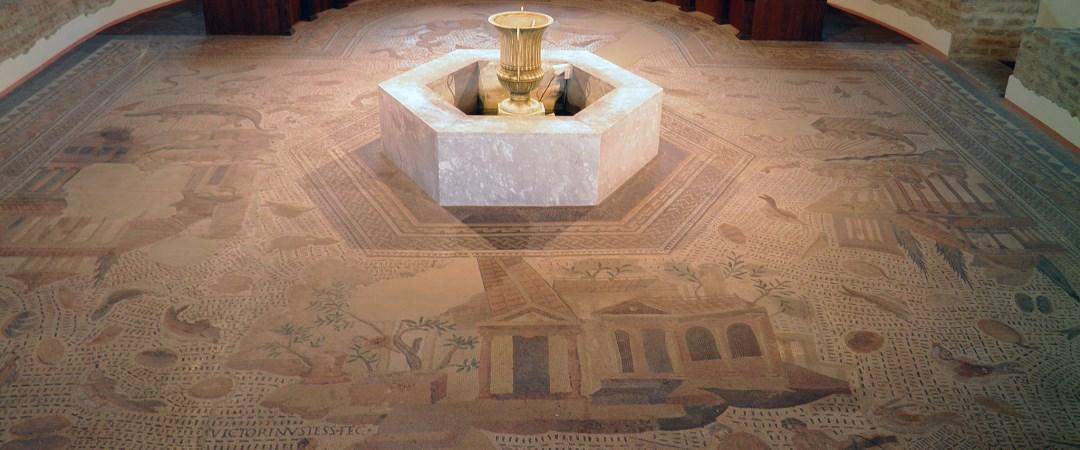Roman Floor Concrete