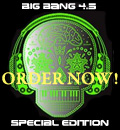 Big Bang 4.5 - The Special Edition Album CD