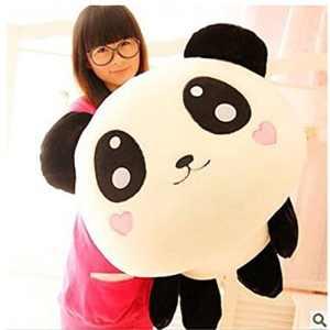 27 Cute Panda Plush Toy Doll Stuffed Toys Pillow