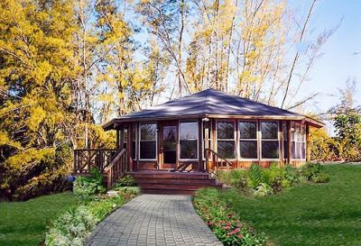 Topsider's Quality Prefab Patio House Designs and Guest ...