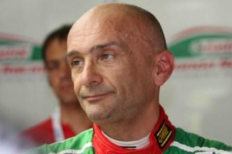 Tourenwagenlegende Gabriele Tarquini © Rudolf Beranek