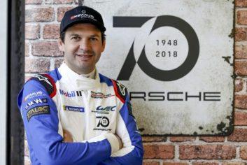Richard Lietz © Porsche AG
