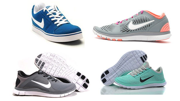 top 3 shoe brands in india
