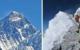 In Which Country Highest Mountain in the World Located