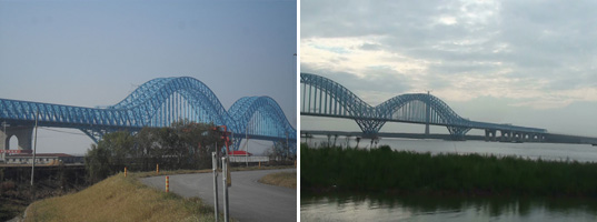 Famous Truss Bridges name