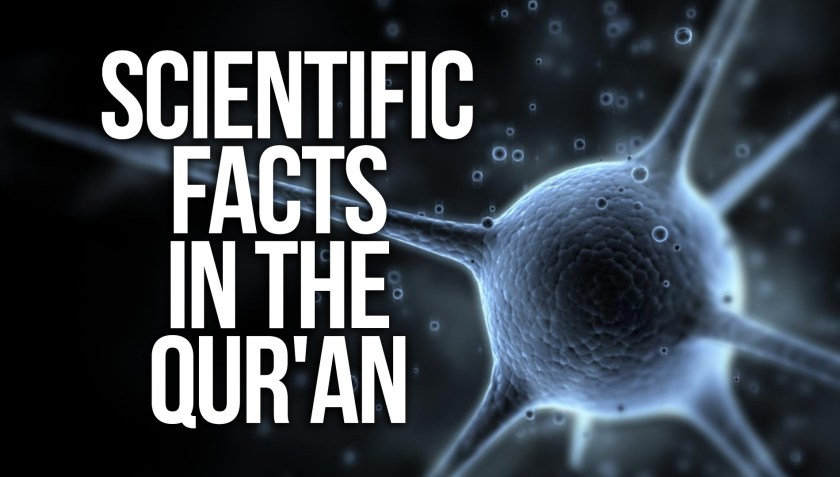 quranic facts proven by science