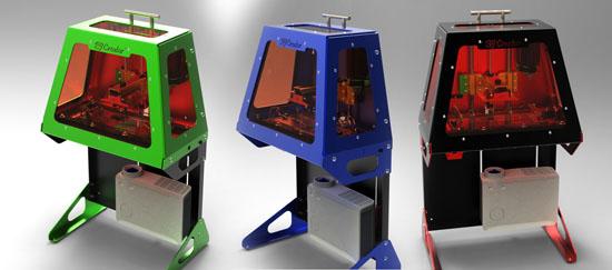 6. The B9 Creator 3D Printer