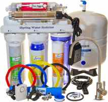 1. iSpring 7-Stage 75GPD Reverse Osmosis Water Filter