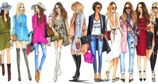 TOP 10 Best Fashion Illustrators for 2016