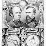 Horatio Seymour Presidential election poster