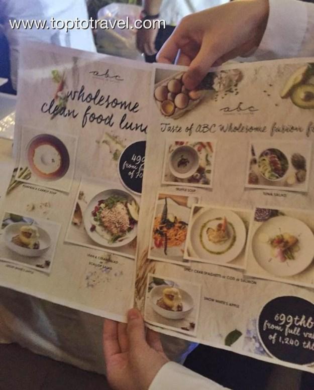 Bangkok Restaurant Week 2016-18