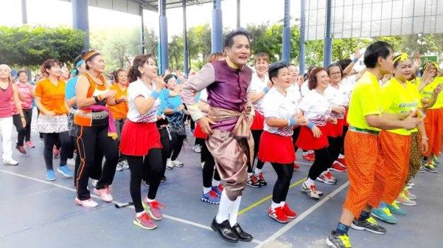Aerobic For Health 2
