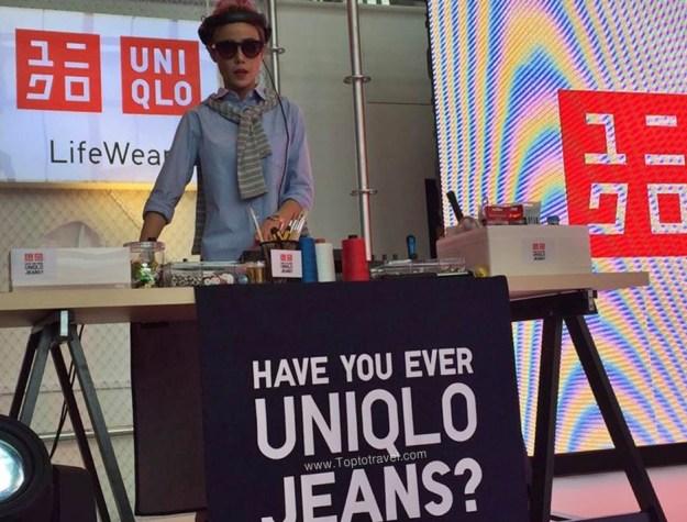 Uniqlo Jeans 3