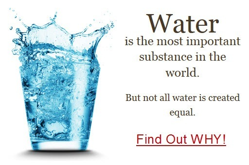Find out what makes this water different