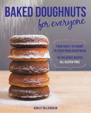 Pumpkin Spice Baked Doughnuts from *Baked Doughnuts for Everyone* by Ashley McLaughlin + a giveaway via Top With Cinnamon