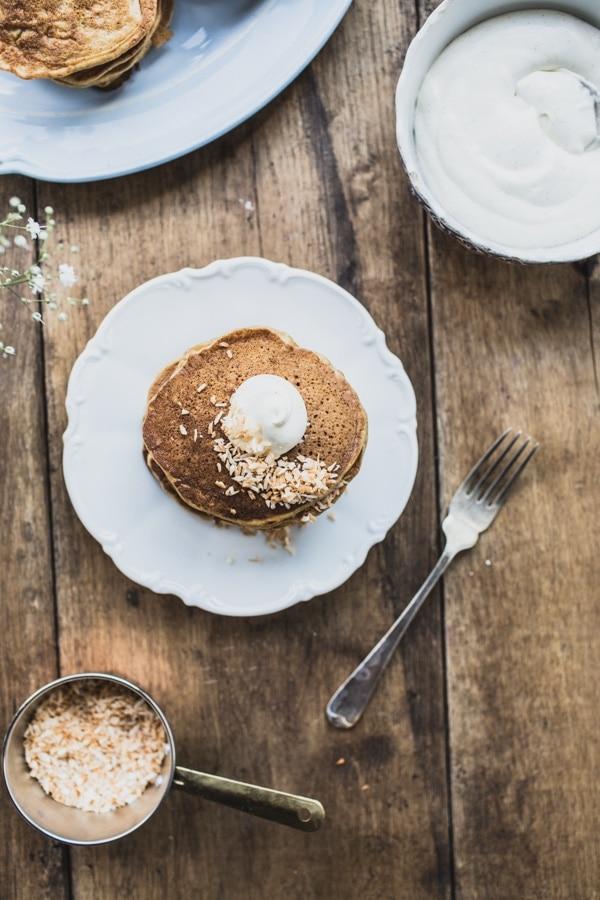 Carrot Cake Pancakes 056