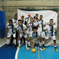 Intercolegiais: Patrus, João XXIII, Drummond e Theodoro campeões no futsal. Veja fotos