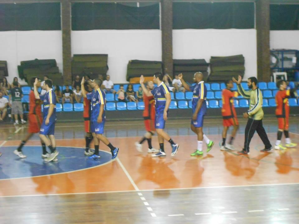 ADJF/MRS perde em casa para São José em jogo tenso: 26 a 21