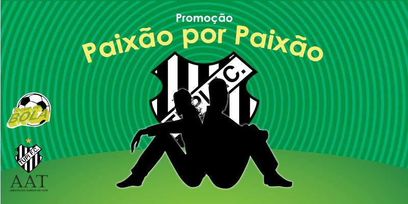"""Promoção na fanpage do Toque, """"Paixão por Paixão"""" sorteia par de ingressos"""