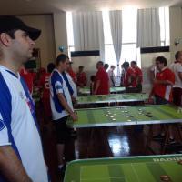 Futebol de Mesa: equipes de Juiz de Fora disputam Brasileiro de Dadinho