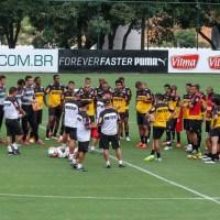 Atlético terá força máxima contra o Tupi