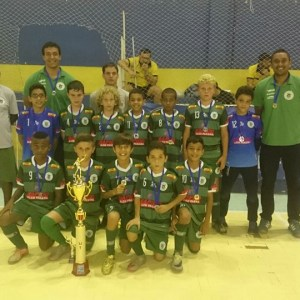 Sport Club/Apogeu campeão sub-11