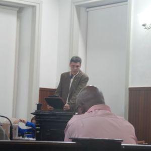 Eugênio Gomes citou as transmissões ao vivo do Portal Toque de Bola nos jogos da equipe de vôlei de Juiz de Fora